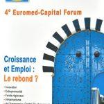 Tunis : 400 professionnels attendus au 4e Forum euro-méditerranéen les 30 et 31 mai 2013