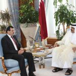 Larayedh fait la manche au Qatar